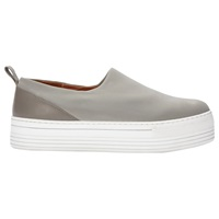 Whistles Heavy Sole Sneakers Grey