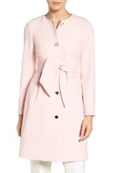 Ted Baker Women's London Belted Crepe Coat