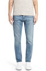 Levi'sr Men's Levi's '501 Ct' Custom Tapered Fit Jeans Dark Blue