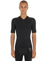 Under Armour Perpetual Superbase Performance T Shirt Black
