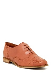 Enzo Angiolini Cristin Cap Toe Oxford Brown