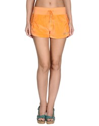 Just Cavalli Beachwear Swimwear Beach Trousers Women Orange