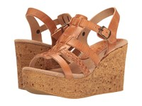 Sbicca Pluto Tan Women's Wedge Shoes