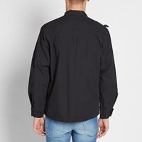 Wtaps Jungle Shirt Jacket Black