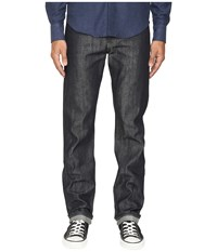Naked And Famous Weird Guy Cowboy Selvedge Indigo
