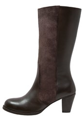 Hush Puppies Kate Boots Marron Brown