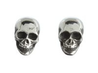 King Baby Studio Skull Post Earrings