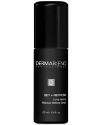 Dermablend Set Refresh Spray 3.4 Oz