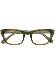 Moscot Nebb Glasses Green