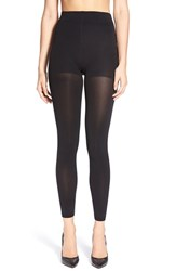 Women's Item M6 Opaque Footless Tights