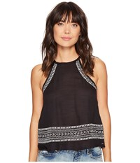 Rip Curl Far Out Top Black Women's Clothing