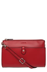 Lodis 'Audrey Collection Vicky' Convertible Crossbody Bag Red