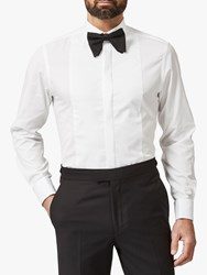 Chester Barrie By Tailored Dress Shirt White