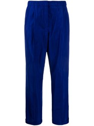Odeeh Cropped Tailored Trousers 60