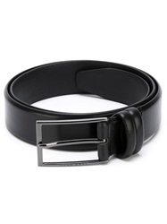 Boss Hugo Boss Buckle Belt Black