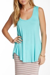 24 7 Comfort Racerback Tunic Plus Size Available Green