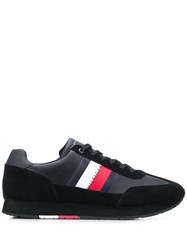 Tommy Hilfiger Lace Up Sneakers Blue