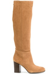 Sam Edelman 'Silas' Boots Brown