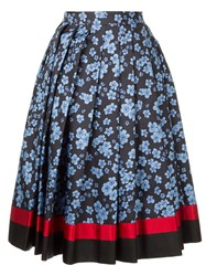 Macgraw Illumination Skirt Blue