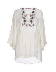 Fornarina Shirts Blouses Women Ivory