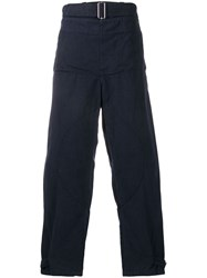 J.W.Anderson Jw Anderson Fold Front Utility Trousers 60