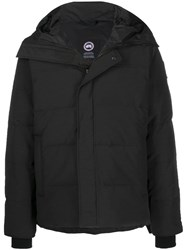 Canada Goose Short Padded Coat Black