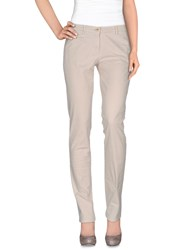 Berwich Trousers Casual Trousers Women Beige