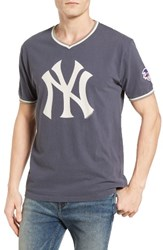 American Needle Men's Eastwood New York Yankees T Shirt