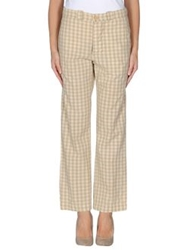 Sultan Casual Pants Beige