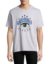 Kenzo Eye Icon Crewneck T Shirt Black