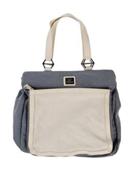 Gianfranco Ferre Gf Ferre' Handbags Grey