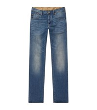 Armani Jeans Slim Fit Male Blue