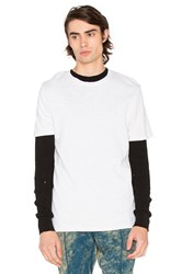 Cotton Citizen The Presley Japanese Slub Tee White