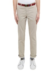 Ted Baker Golf Collection Gofltoo Chino Trousers Grey