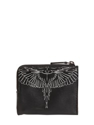 Marcelo Burlon Asier Printed Leather Wallet