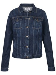 Fat Face Tasha Denim Jacket Dark Denim