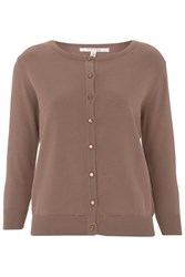 Nougat London Thistle Cardigan Taupe