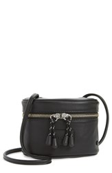 State Bags Greenwood Autumn Leather Crossbody Bag Black