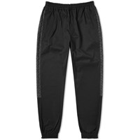 Tres Bien Warm Up Jacquard Panel Trouser Black