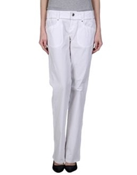 Freesoul Casual Pants White