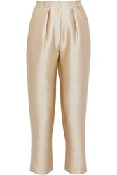 Co Tapered Pants Rose Gold