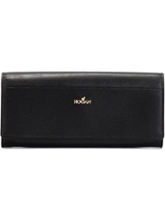 Hogan Foldover Wallet Black