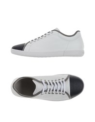 Giorgio Armani Footwear Low Tops And Trainers Men White