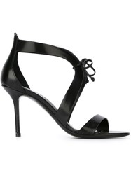 Premiata Stiletto Sandals Black