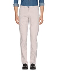 Henry Smith Casual Pants Light Grey