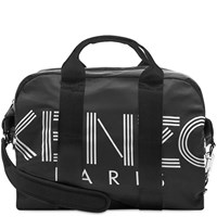 Kenzo Paris Logo Weekend Bag Black