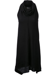 Lost And Found Cowl Neck Dress Black