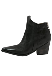 A.S.98 Solido Ankle Boots Nero Black