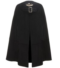 Burberry Cashmere Coat Black