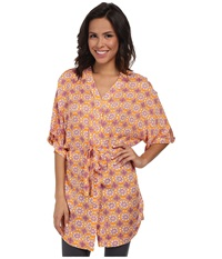 Minkpink Lazy Sunday Mornings Kimono Multi Women's Pajama